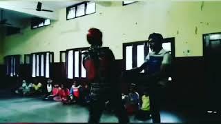 Karan jeet taekwondo fight