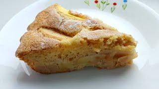 Классическая шарлотка🍎очень простой яблочный пирог🍎 easy apple pie