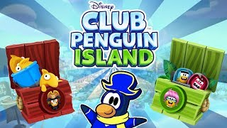 Trying Out Club Penguin Island On Stream! - Club Penguin Island!