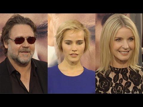"Russell Crowe, Isabel Lucas, Jacqueline McKenzie ""The Water Diviner"" Premiere"