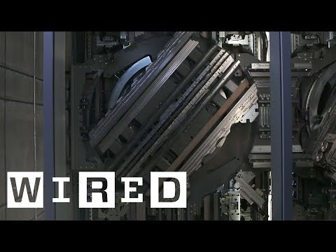 Reshaping Cities: The Maglev Multi Elevator That Goes Up, Down and Left to Right | WIRED