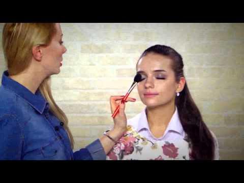 Как сделать дома макияж «смоки айс»