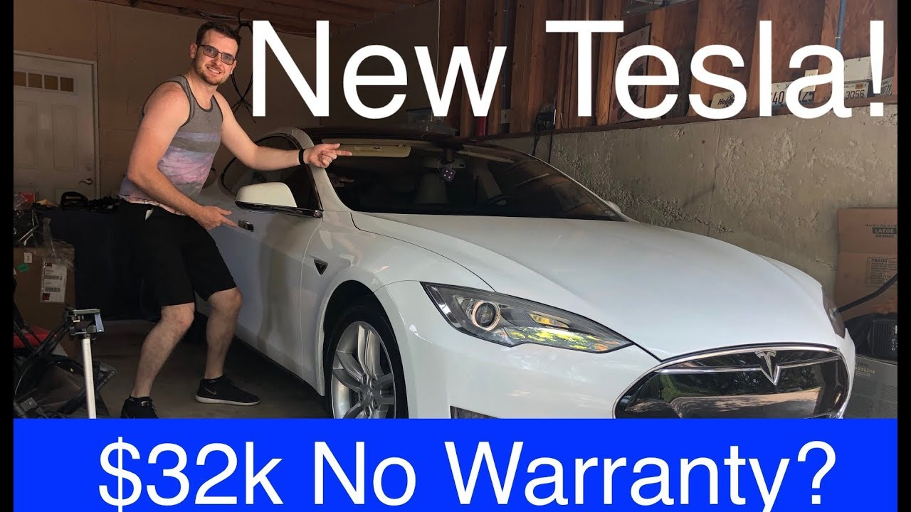 Tesla Model S 32k Full Review In Depth Tech Overview 4k 2017 S60
