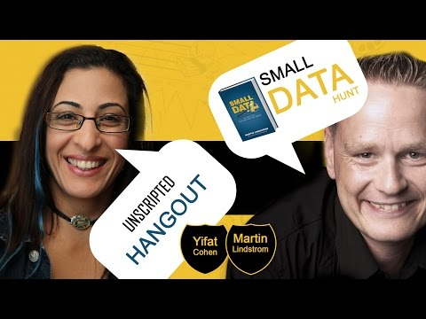 Martin Lindstrom Small Data, branding interview