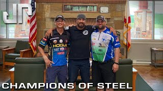 Steel Champions: 2019 World Speed Shooting Championship