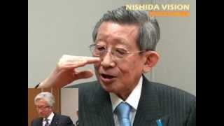 西田ビジョン「西田昌司×すぎやまこういち 憂国対談」vol.1 thumbnail