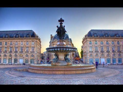 Places to see in ( Bordeaux - France ) Place de la Bourse