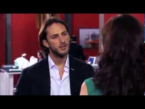 La Impostora Victoria Blanca cachetea a Eduardo