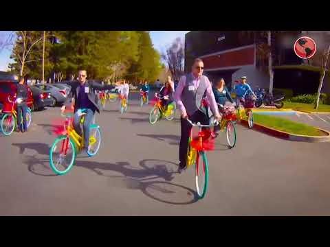 Las bicicletas de Google desaparecen de su campus