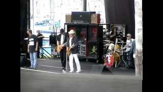 Cheap Trick Sound Check San Diego 2002