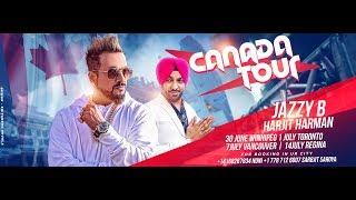 Jazzy B & Harjit Harman | Live | Vancouver | Canada