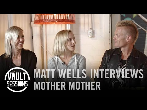 Matt Wells Interviews Mother Mother on Vault Sessions | JUNO TV