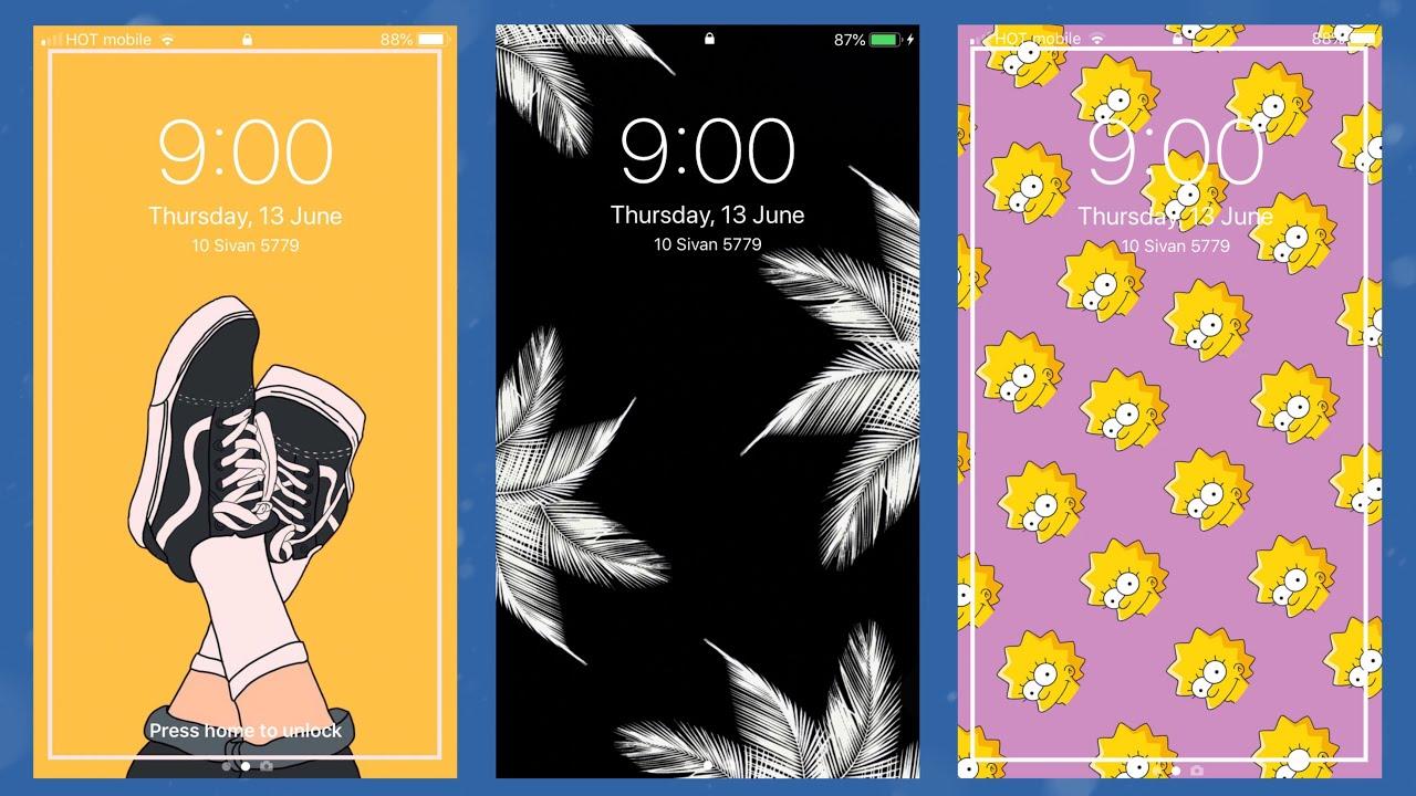 10 Classy Iphone Lock Screen Wallpaper Cute Iphone 11 Wallpaper