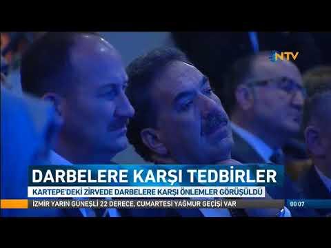 NTV 2 / Basında Kartepe Zirvesi