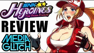 snk heroines video game review