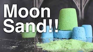 Moon Sand!!