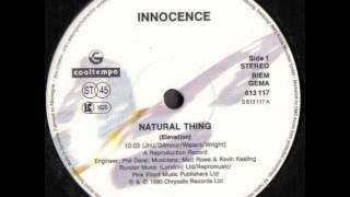 Innocence - Natural Thing (12