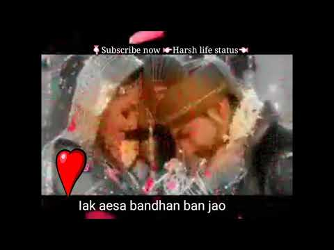WhatsApp Status Video   Janam Janam Jo Sath Nibha Ye  
