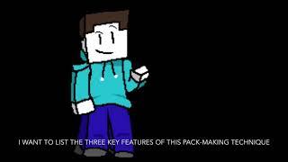 Minecraft Bedrock IOS Resource Pack Making EP1; The Basics