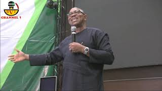 What Peter Obi Said Today About Nigeria At SEREDEC Will Make You Cry.