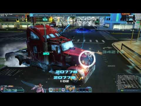 Phantasy Star Online 2 - Lv.90 Phantom Gameplay | Wild Easter 2019 XH