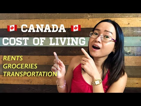 Canada Cost Of Living 2020 | For New Immigrants & International Students