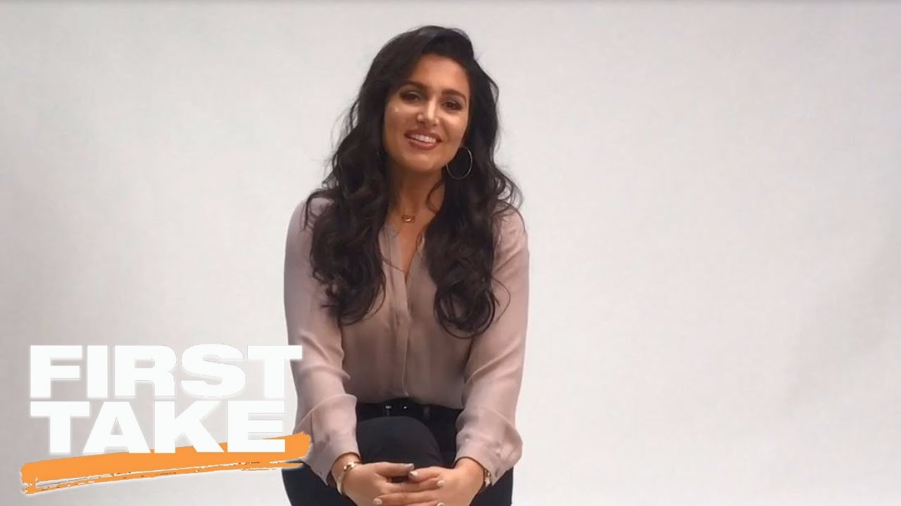 Get To Know Molly Qerim First Take