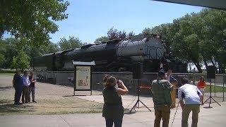 Renovation Of Cheyennes Big Boy Engine Is Complete