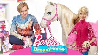 Barbie, Interaktywny koń, Mattel
