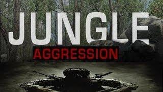 "Magnum-95 or Tarzan ?? ""Le roi de la Jungle"" sur Black OPS !! map Jungle 39-0 MME ""TEAM DEATHMATCH"""