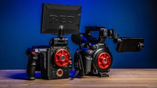 Canon C200 Vs RED Helium 8K Test - Is RED Really Better?