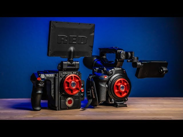 Canon C200 takes on RED Helium 8K: Who wins? - Videomaker