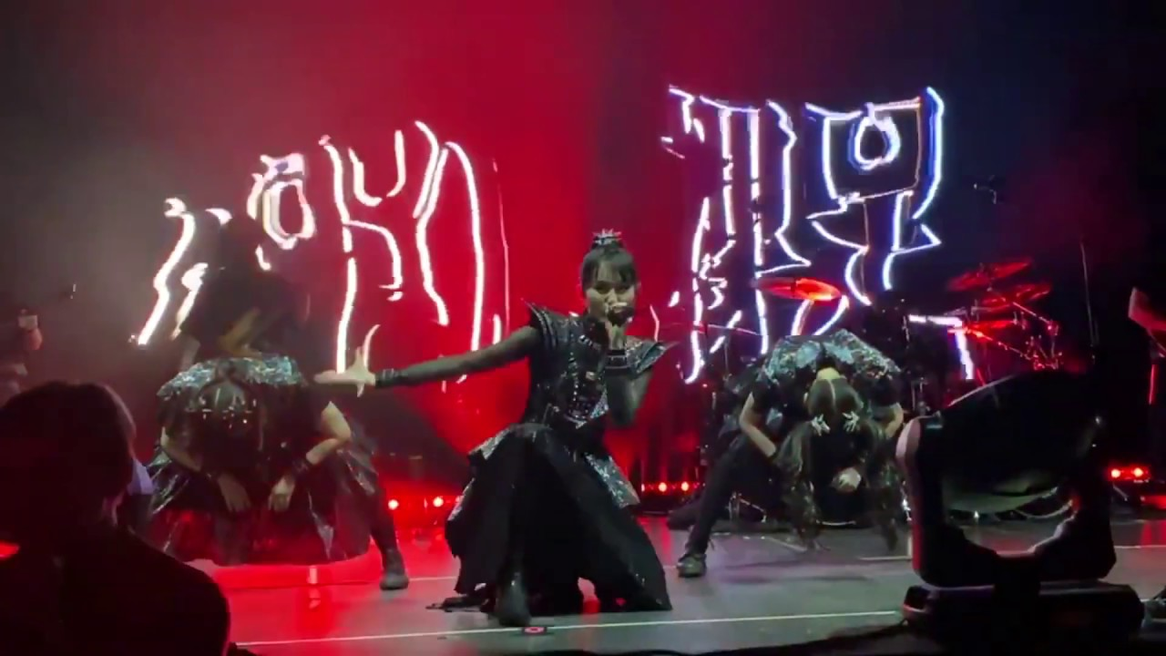 BABYMETAL - BxMxC [Live at Stockholm, Sweden 2/3/20] METAL GALAXY WORLD TOUR - European Leg