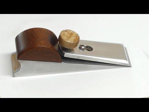 Making infill chisel plane