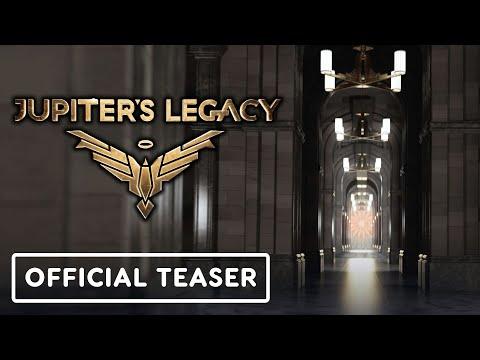 Jupiter's Legacy - Official Teaser Trailer (2021) Josh Duhamel, Leslie Bibb | Netflix