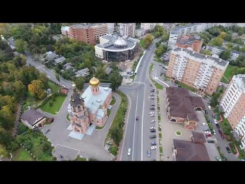Раменское, Московская область. 01.10.2017