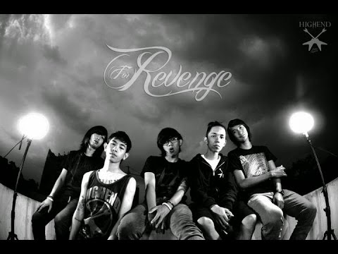 For Revenge - Tak Mengalah (Lyric)