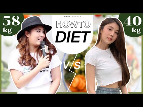 Howto Diet l วิธีลดความอ้วน 18 โลแบบฉบับสไมล์ l No Sponsor l สไมล์ ภาลฎา