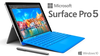 Is this the Surface Pro 5?