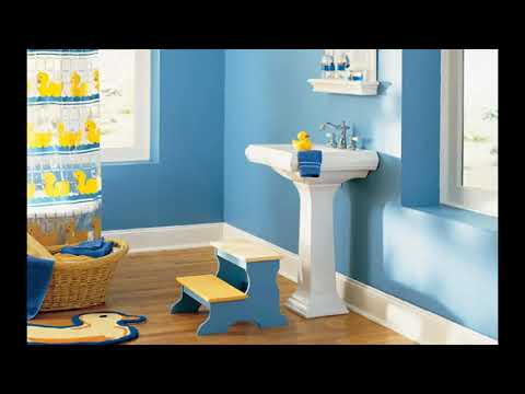 103.Fabulous Kids bathroom tile ideas.mp4