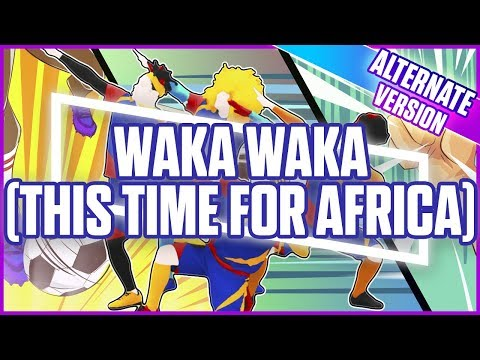 Just Dance 2018: Waka Waka (This Time For Africa) (Alternate) | Official Track Gameplay [US]