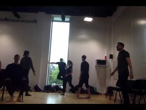 Character Work Shakespeare Comedy 8/6 2017