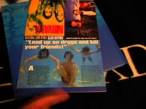 Nirvana: Nevermind 20th Anniversary Limited Edition Deluxe Boxset