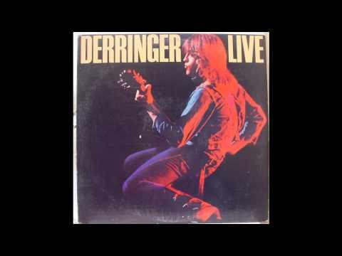 Rick Derringer - Rock and Roll Hoochie-Koo (with lyrics).