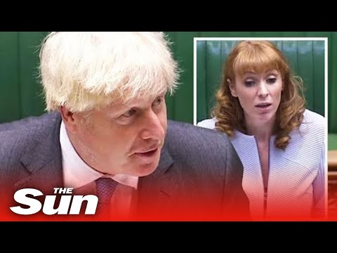 Live: PM Boris Johnson answers questions from Labour at PMQs