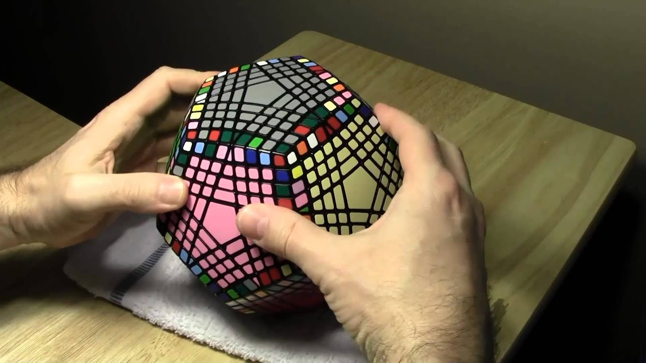 Hd Puzzle Wallpaper Petaminx Tutorial Full Youtube