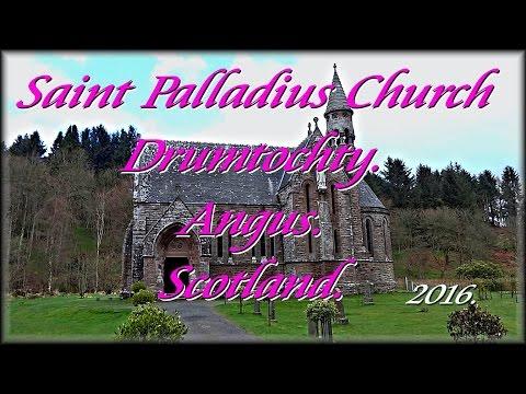 St Palladius Episcopal Church, Drumtochty. Auchenblae. Aberdeenshire 2016