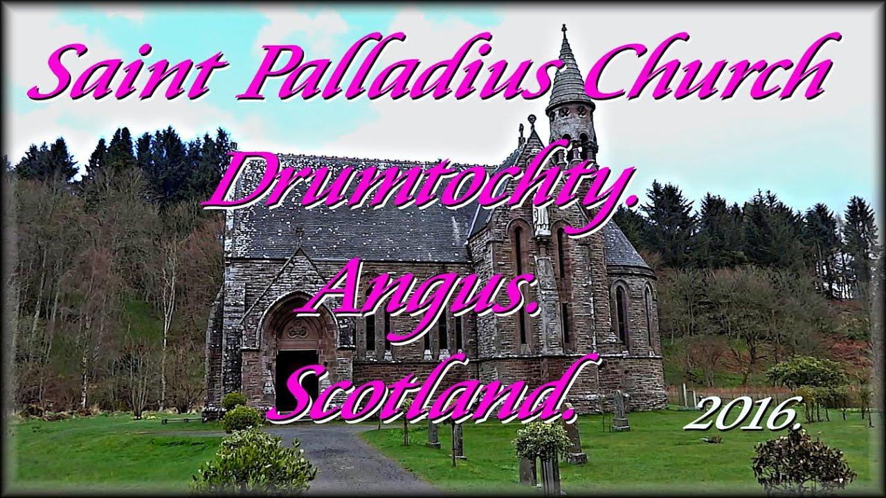 St Palladius Episcopal Church, Drumtochty  Auchenblae  Aberdeenshire 2016