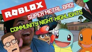 HOW DO I UNINSTALL THIS? - SMB Community Night: Roblox Highlights
