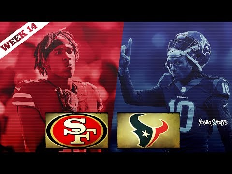 San Francisco 49ers VS Houston Texans Week 14 NFL 2017 Postgame Gathering